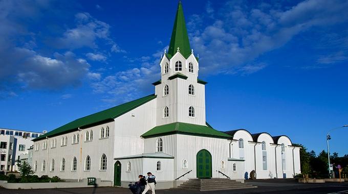 Guðsþjónusta sunnudaginn 27. ágúst kl. 14