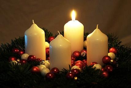 Guðsþjónusta sunnudaginn 3. desember kl. 14