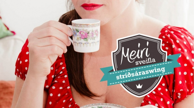 Meiri Sveifla- Stríðsáraswing, hádegistónleikar fimmtudaginn 15. september kl.12