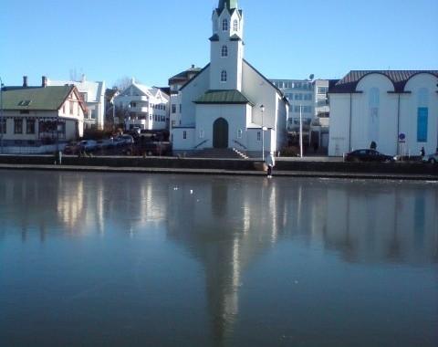 Netsamvera í Fríkirkjunni í Reykjavík