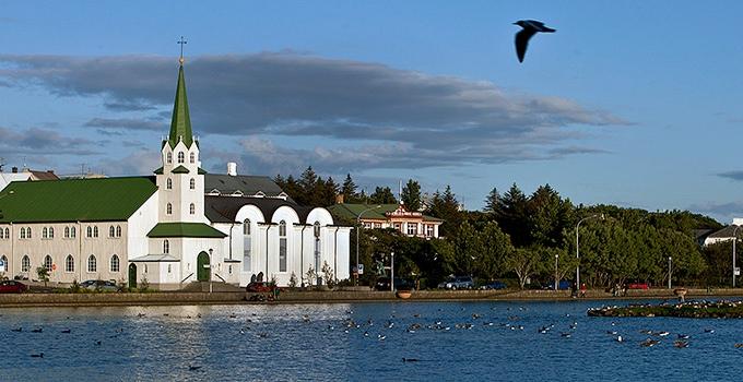 Netsamvera í Fríkirkjunni í Reykjavík sunnudaginn 10.maí kl.14