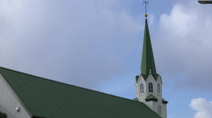 Guðsþjónusta sunnudaginn 19.september kl. 14